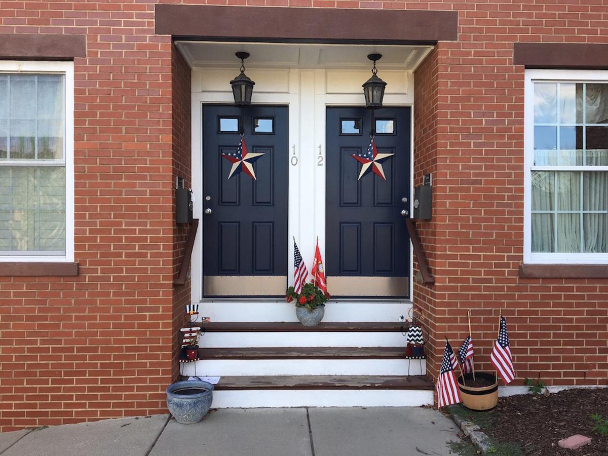 Amerikai zászlók